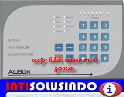alarm albox acp-611
