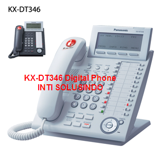 jual digital phone kx-dt346