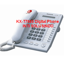 jual digital phone kx-t7665