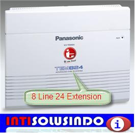 kx-tem824 8 line 24 extension