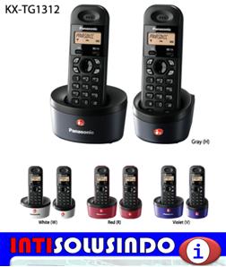 jual dect phone kx-tg1312