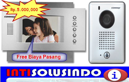 jual video doorphone