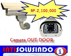 cctv camera out door