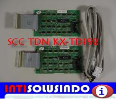 jual scc kx-td192
