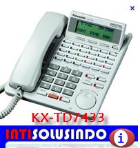 jual digital kx-td7433